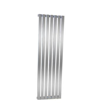 Designradiator Ares Chroom 180x36 cm
