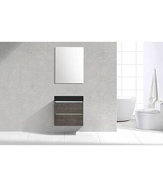 Badkamermeubel Generation Sherwood Warm Grey 60 cm Quartz Design