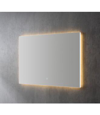 Spiegel Infinity Indirect LED verlichting 80 cm