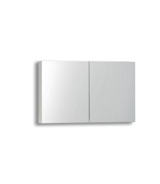 Spiegelkast zonder Verlichting 100 cm Wit