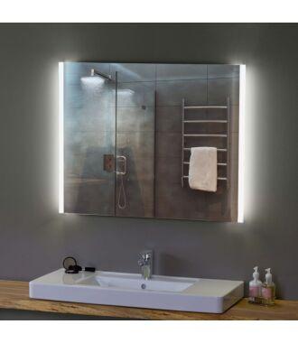 Badkamerspiegel met LED Verlichting 60 cm met Zijverlichting Duo Ambiance