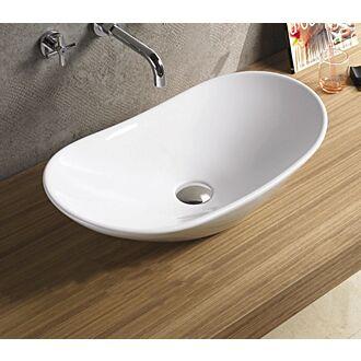 Keramische Waskom Costa 62x34x14,5 cm