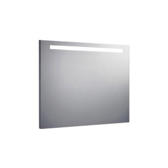 Badkamerspiegel met TL Verlichting 100 cm met Spiegelverwarming