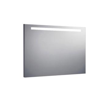 Badkamerspiegel met TL Verlichting 120 cm met Spiegelverwarming