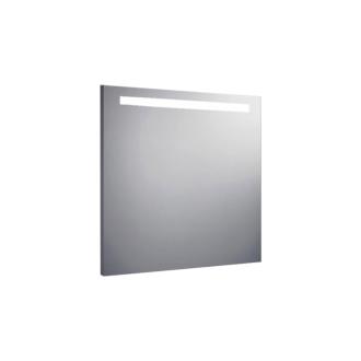 Badkamerspiegel met TL Verlichting 60 cm met Spiegelverwarming