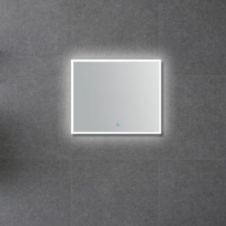 Badkamerspiegel rondom LED Verlichting Arezzo met Touch en Dimbaar in 3 Standen 60 cm