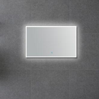 Badkamerspiegel rondom LED Verlichting Arezzo met Touch en Dimbaar in 3 Standen 80 cm