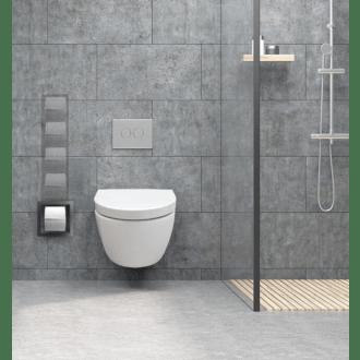 Inbouw Toilet Reserve Rolhouder RVS