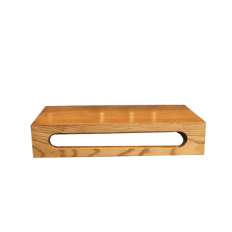 Massief Wood Planchet 40x22x8 cm