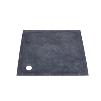 Douchebak Natuursteen Vierkant 90x90x4 cm