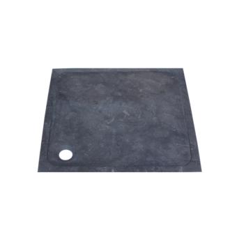 Douchebak Natuursteen Vierkant 100x100x4 cm