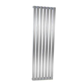 Designradiator Ares Chroom 120x36 cm