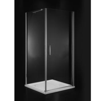 Douchecabine Vierkant met Swingdeur 100x100 cm