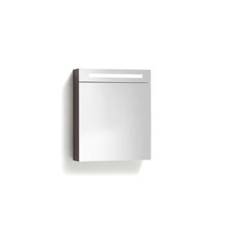 Spiegelkast 58 cm met TL Verlichting Grey Oak