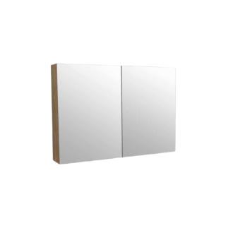 Spiegelkast 80 cm Wood Eiken